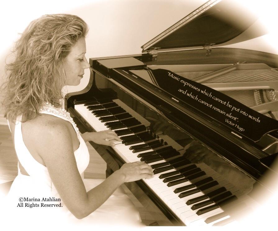 Marina Atahlian Photo